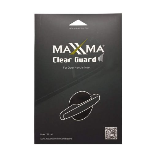 Maxxma Clear Guard for Door handle Inset