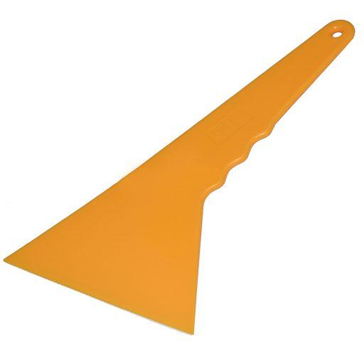 อุปกรณ์ติดฟิล์ม film installation tool-plastic-triangle 4